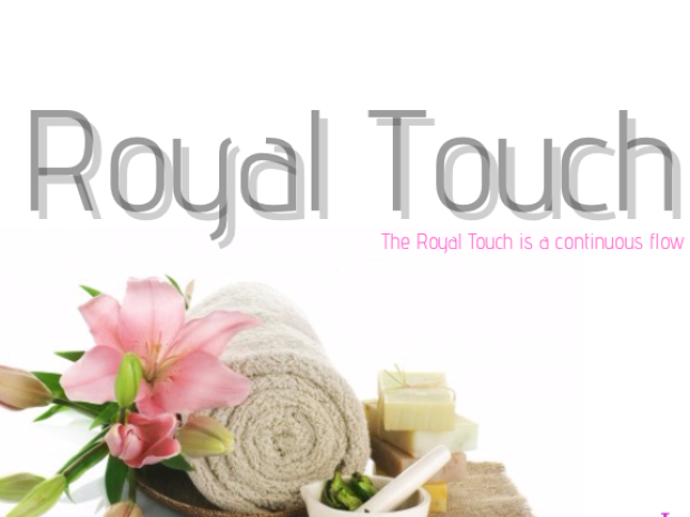 hayward royal touch massage